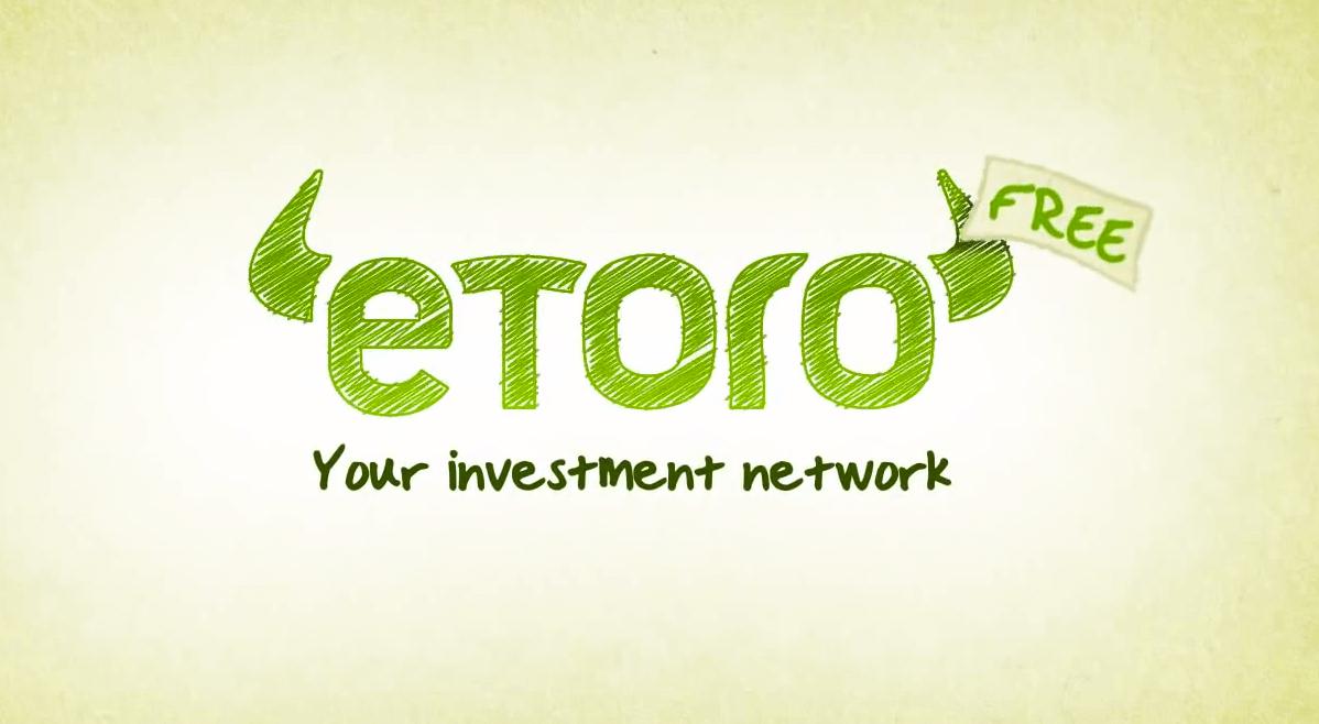 eToro utvider med handel i kryptovaluta